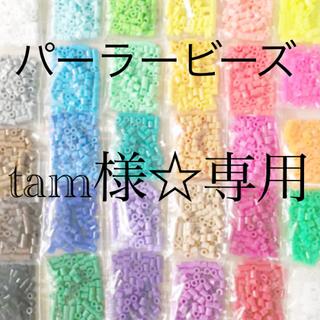 Kawada - パーラービーズ(アイロンビーズ)☆1袋100粒入り 7袋315円