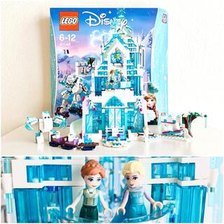 Lego - LEGO (レゴ) アナ雪 ディズニープリンセス アイスキャッスル・ファンタジー