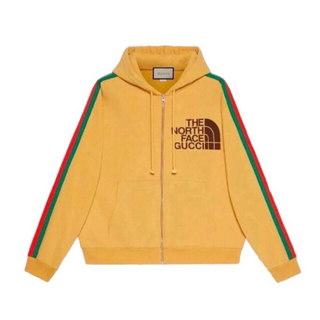 Gucci - GUCCI × THE NORTH FACE  HOODIE