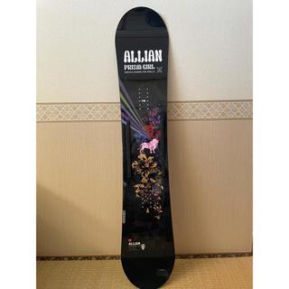アライアン(ALLIAN)のALLIAN PRISM GIRL レディース 140cm(ボード)