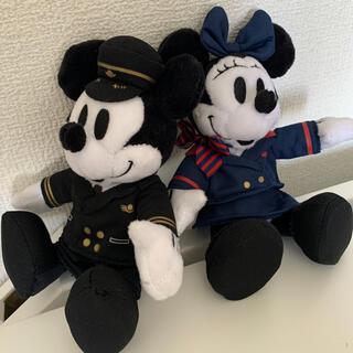 ジャル(ニホンコウクウ)(JAL(日本航空))のJAL ミッキー ぬいぐるみ(ぬいぐるみ)
