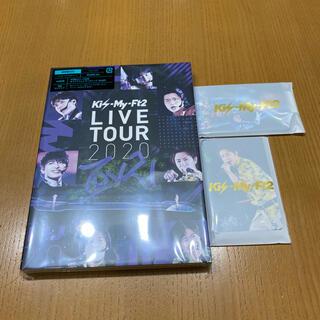 キスマイフットツー(Kis-My-Ft2)のKis-My-Ft2 LIVE DVD To-y2 通常盤(アイドル)