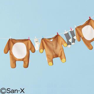 FELISSIMO - リラックマ だらりんのほほん 着ぐるみの洗濯ネットの会 新品未使用