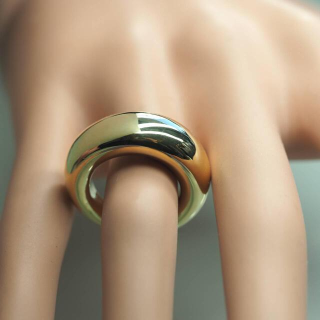 CHAUMET(ショーメ)のuk ショーメ CHAUMET アノー K18YGリング 10.5号 12.4g レディースのアクセサリー(リング(指輪))の商品写真