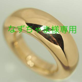 CHAUMET - uk ショーメ CHAUMET アノー K18YGリング 10.5号 12.4g