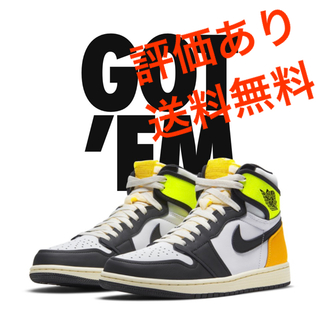 ナイキ(NIKE)の【27㎝】 NIKE AIR JORDAN 1 RETRO HIGH OG(スニーカー)