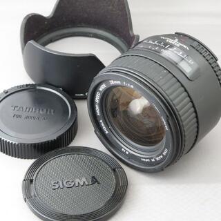 シグマ(SIGMA)のシグマ ニコン用28mm F1.8ASPHERICAL(レンズ(単焦点))