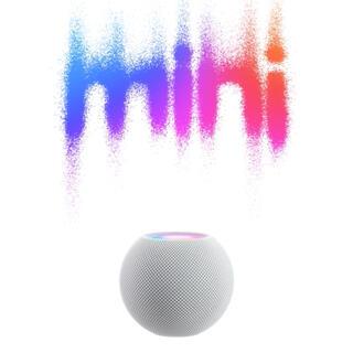 アップル(Apple)のApple HomePod mini [MY5H2J/A] 新品未開封(スピーカー)