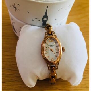 サマンサシルヴァ(Samantha Silva)のSAMANTHA SILVA 時計 ディズニーコレクションシンデレラシリーズ(腕時計)
