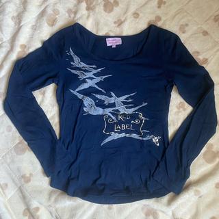 ヴィヴィアンウエストウッド(Vivienne Westwood)のヴィヴィアン ウエストウッド Tシャツ(Tシャツ(長袖/七分))
