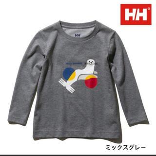 ヘリーハンセン(HELLY HANSEN)の最安!セール!新品タグ付!ヘリーハンセン 高機能 北欧グラフィック ロゴロンT (Tシャツ/カットソー)