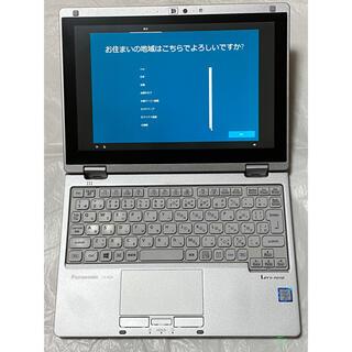 パナソニック(Panasonic)のレッツノート Let'snote CF-RZ6(ノートPC)