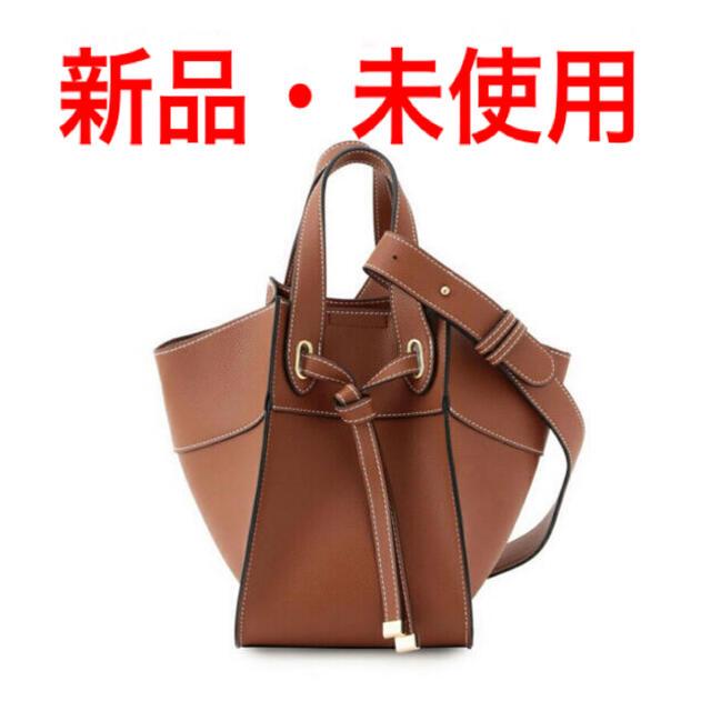 ViS(ヴィス)の【正規品】マルチWAY・フロントタイバッグ ブラウン レディースのバッグ(ハンドバッグ)の商品写真
