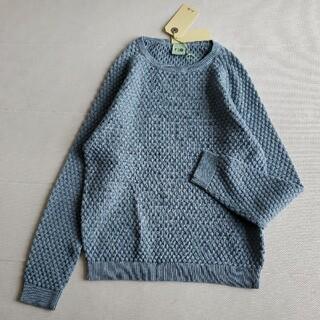 キャラメルベビー&チャイルド(Caramel baby&child )の8Y/FUB オーガニックコットン セーター ニット(ニット)