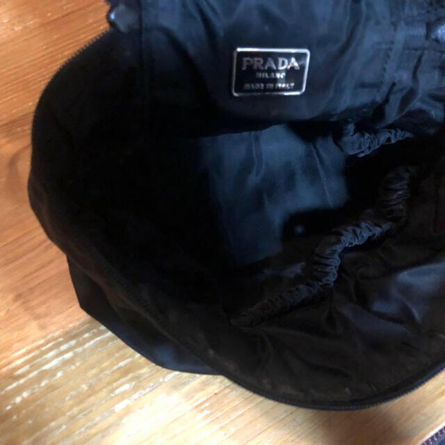 PRADA(プラダ)のプラダ バニティ バック レディースのバッグ(ハンドバッグ)の商品写真
