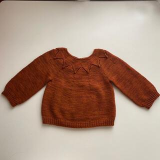キャラメルベビー&チャイルド(Caramel baby&child )のmisha&puff セーター ミーシャアンドパフ(ニット)