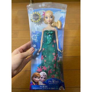 ディズニー(Disney)のエルサの人形(ぬいぐるみ/人形)