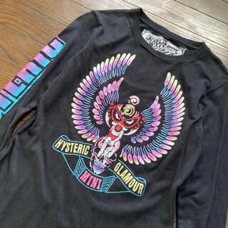 ヒステリックグラマー(HYSTERIC GLAMOUR)のヒステリックグラマー ヒスミニ Tシャツ ロンT  130(Tシャツ/カットソー)