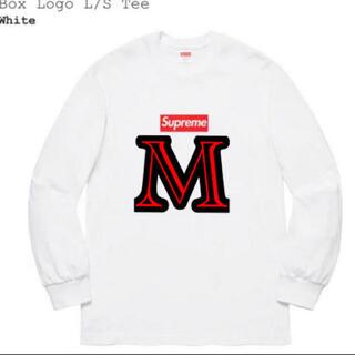 シュプリーム(Supreme)のBox Logo L/S Tee(Tシャツ(長袖/七分))