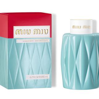 ミュウミュウ(miumiu)のmiumiu ミュウミュウ バブルバス(入浴剤/バスソルト)