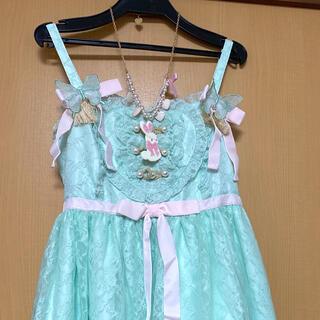 アンジェリックプリティー(Angelic Pretty)のShanghai doll ジャンスカ アンジェリックプリティ(ひざ丈ワンピース)
