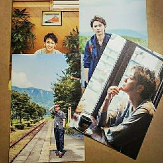 佐藤健◎るろうにほん熊本へポストカードAB4枚