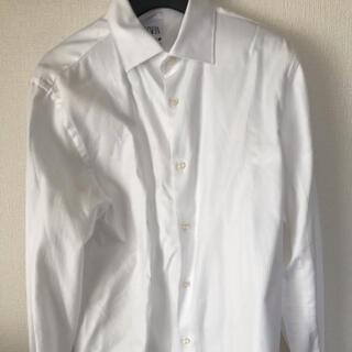 ザラ(ZARA)のZARA 白シャツ ビジネス ホワイト(シャツ)
