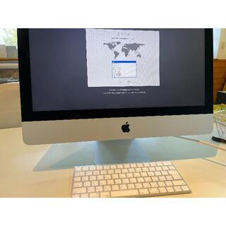 アップル(Apple)の美品 iMac 21.5inch Late2013 core i5 1TB(デスクトップ型PC)