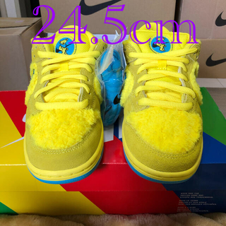ナイキ(NIKE)のNIKE SB DUNK LOW GRATEFUL DEAD 24.5cm(スニーカー)
