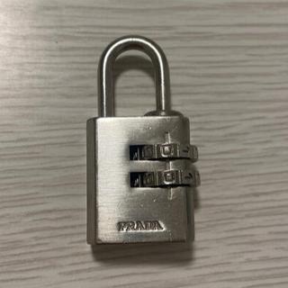 PRADA - PRADA ダイヤルロック 南京錠