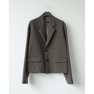 HARE - korea select short jacket