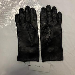 JOHN LAWRENCE SULLIVAN - ernest w baker レザーグローブ 革手袋