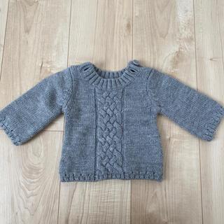 プチバトー(PETIT BATEAU)のプチバトー*セーター(ニット/セーター)
