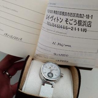 LOUIS VUITTON - ルイヴィトン タンブール レディース ペアウォッチ 時計