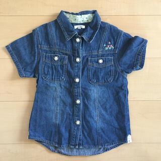 セラフ(Seraph)のSeraph☆デニムシャツ 130cm(Tシャツ/カットソー)