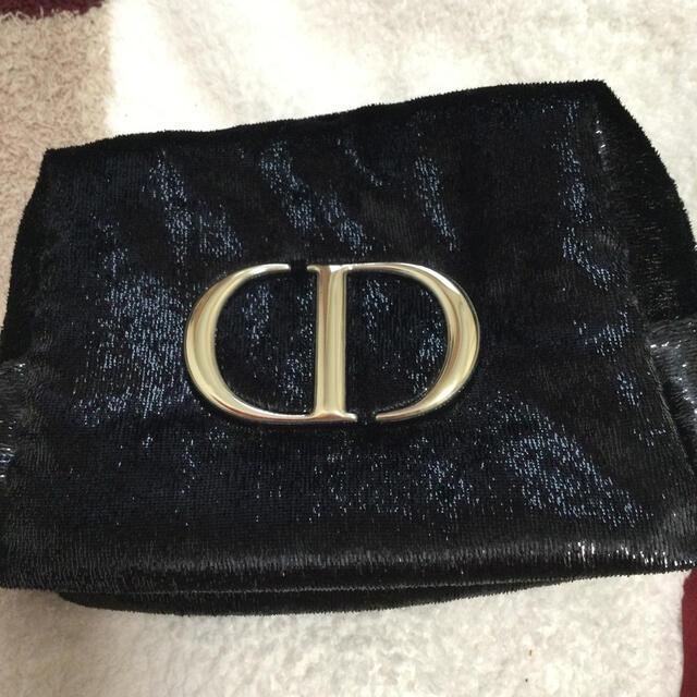 Christian Dior(クリスチャンディオール)のディオールホリデイオファー2020ポーチのみ レディースのファッション小物(ポーチ)の商品写真