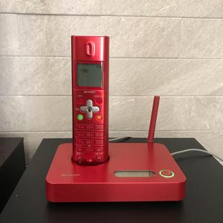 SHARP - お値下げ❗️☆シャープデジタルコードレス電話機