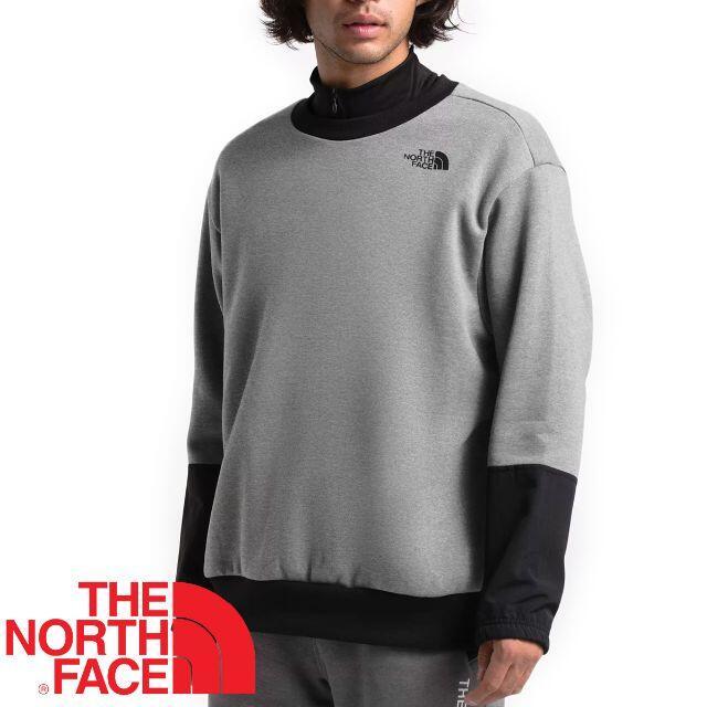 THE NORTH FACE(ザノースフェイス)のノースフェイス ★ XL グラフィック フリース スウェット 海外限定 メンズのトップス(スウェット)の商品写真