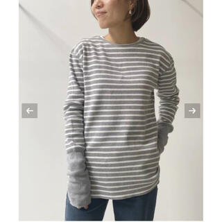 L'Appartement DEUXIEME CLASSE - GOOD GRIEF グッドグリーフ Border Thermal Top