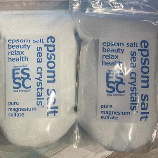 Epsom Salt Sea Crystals エプソムソルト シークリスタル