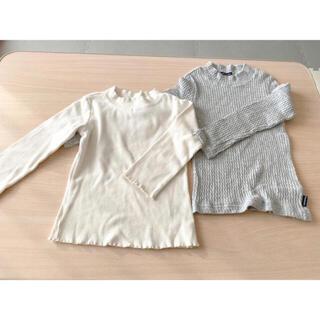 セラフ(Seraph)の110 カットソー 長袖 ロンT 2枚セット(Tシャツ/カットソー)
