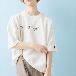 カンゴール(KANGOL)のKANGOL ビッグシルエット プルオーバー 半袖 ユニセックス(Tシャツ/カットソー(半袖/袖なし))