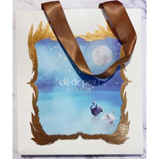 クレドポーボーテ(クレ・ド・ポー ボーテ)のclé de peau BEAUTÉ 限定ショップ袋/ショッパー(ショップ袋)