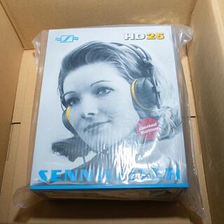 ゼンハイザー(SENNHEISER)のSENNHEISER HD25 Limited Edition 限定 ヘッドホン(ヘッドフォン/イヤフォン)