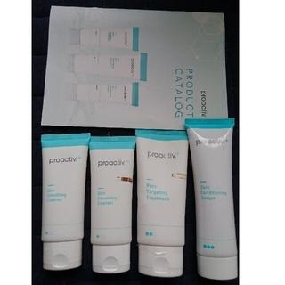 プロアクティブ(proactiv)のプロアクティブ 薬用洗顔料 美容液 クリーム(洗顔料)