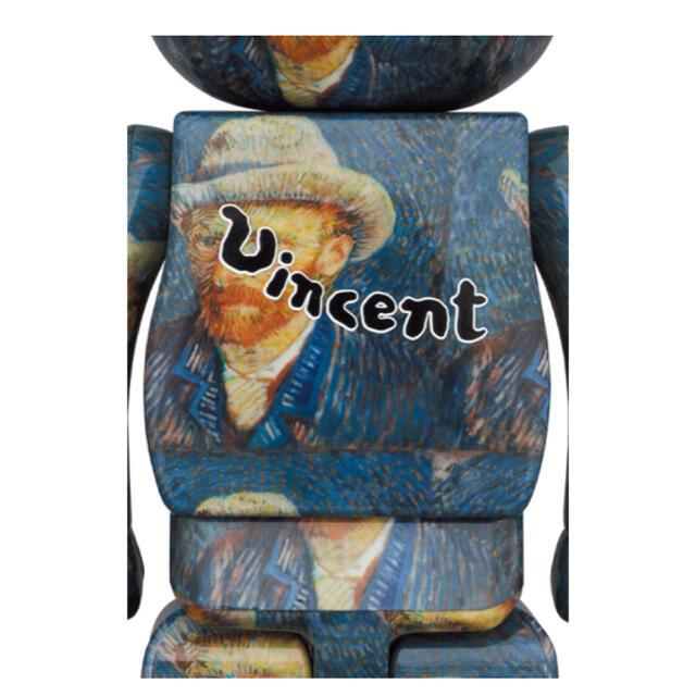 MEDICOM TOY(メディコムトイ)のBE@RBRICK Van Gogh Museum 100% & 400% エンタメ/ホビーのフィギュア(その他)の商品写真
