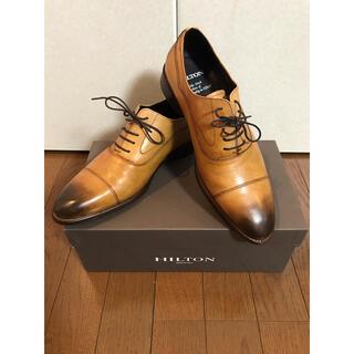 ヒルトン HILTON ビジネスシューズ 革靴