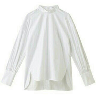 ENFOLD - ENFOLD スタンドカラーシャツ Deuxieme Classe HYKE