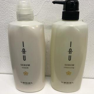 ルベル(ルベル)の新品♡サロン専用シャンプー&トリートメント600ml 2本セット♡(シャンプー)