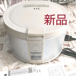 シャープ(SHARP)の炊飯器 無印良品 3合 新品 シャープ  KS-R5A(炊飯器)